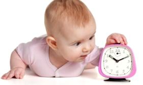 Horario y ritmo del bebé de dos 2 meses - Elbebe.com