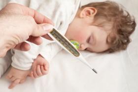 ibuprofeno y paracetamol para fiebre infantil