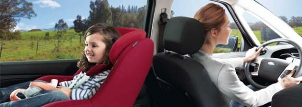 Seguridad de las sillas infantiles: Informe Europeo SRI 2014