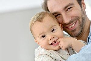 ¿Cómo influye el padre en el desarrollo cognitivo y emocional de su hijo?