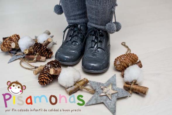 Calzado infantil, Pisamonas