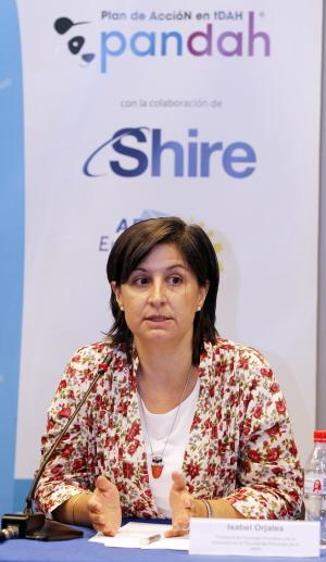 Isabel Orjales, especialista en TDAH en niños