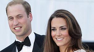 Guillermo y Kate están esperando su primer hijo