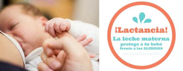 Beneficios de la lactancia materna: sistema inmunológico del bebé y alergias