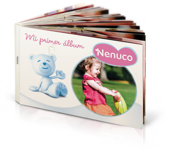 Consigue un álbum gratis con Nenuco de Famosa