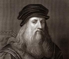 Leonardo da vinci un genio de la creatividad ejemplo para niños