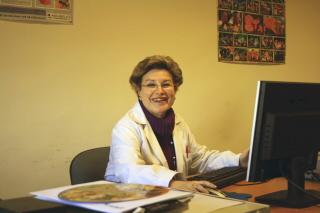 María Teresa Orzaéz es especialista en nutrición