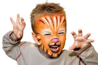Máscaras para niños de Carnaval