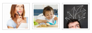 Alimentación de los niños en casa