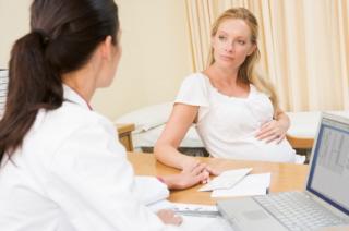 Muchas mujeres experimentan miedos en el embarazo
