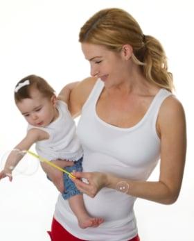 Momentos críticos en el desarrollo de los bebés y niños comportamiento