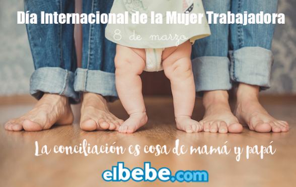 Conciliación laboral y familiar   Elbebe.com