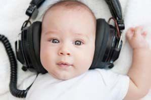 ¿Qué estilo de música es el más recomendable para el bebé?