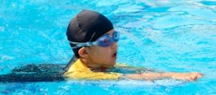 Natación infantil enseñara a nadar a los niños y bebes