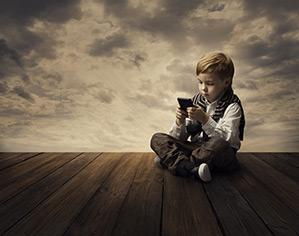 Riesgos a los que se enfrentan los niños en las redes sociales e internet