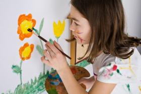 Arte para niños pequeños