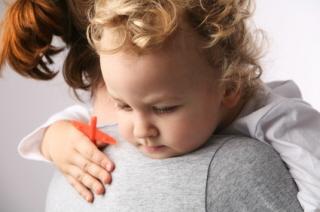 Los niños perciben los estados emocionales de los padres