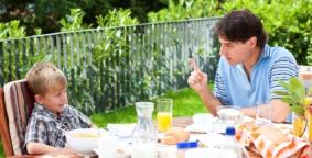 Importancia de las normas familiares para tu hijo