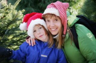 En Navidad son frecuentes los planes de ocio con niños