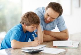 Padres y niños con TDAH