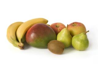 Papilla de frutas para bebés a partir de 5 meses