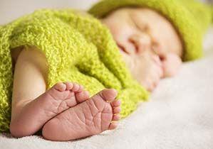 Diferencia entre un bebé prematuro y un bebé de bajo peso