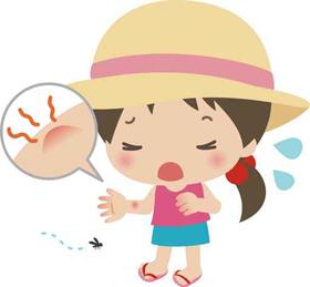 Picaduras de mosquitos en bebés y niños