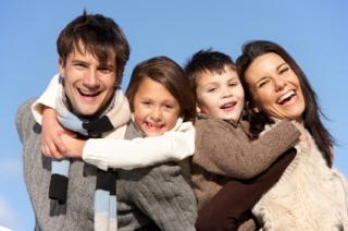 Toda la familia disfruta muchísimo con los planes de ocio
