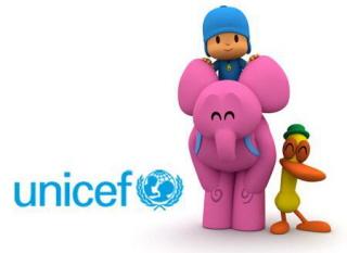 Unicef y Pocoyó enseñan a los niños los Derechos del Niño