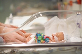 Bebé prematuro y anemia