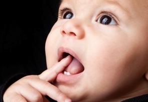 Caries en los bebés y los niños dientes y salud dental