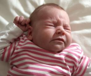 Reflujo gastroesofágico en los bebés y niños