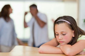 Los pediatras señalan que el divorcio produce un impacto emocional en los niños