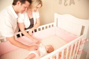 Seguridad en la habitación del bebé para un sueño confortable