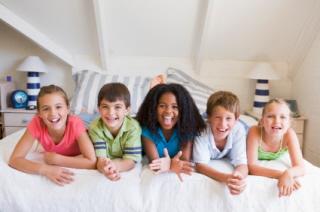 Desarrollo de la sexualidad en niños de 9 a 11 años