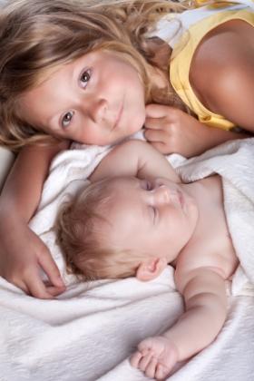 Sueño del  bebé de tres 3 meses
