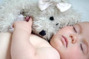 Sueño del bebé de 4 a 7 meses