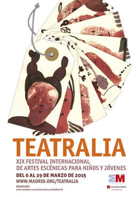 Festival de Artes Escénicas Teatralia 2015