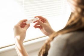 Test de embarazo: prueba casera