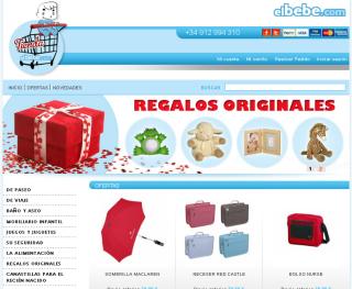 En la tienda.elbebe.com tenemos más de 1.000 productos
