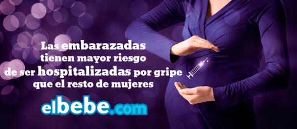 Gripe en el embarazo