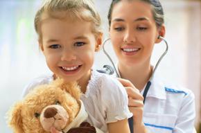8 niños vacunados portadores de difteria