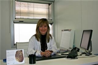 La doctora Victoria Verdú, experta en fertilidad