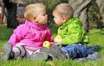 Desarrollo emocional del niño de 2 a 3 años