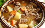 Receta fácil de estofado de ternera | Elbebe.com