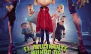 """""""El alucinante mundo de Norman"""" es una divertida película de animación para niño"""