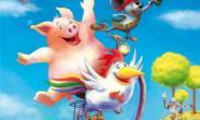"""Cartel de la película de animación """"Amigos para Siempre"""""""