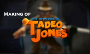 Making of de Las aventuras de Tadeo Jones