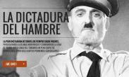 Pepe Sancho recrea el personaje de Charles Chaplin en El Gran Dictador