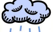 """La canción infantil """"Que llueva, que llueva"""" es muy popular"""